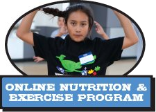 ONLINE NUTRITION & EXERCISE PROGRAM